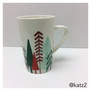 Starbucks Holiday Ceramic Cup, new, never used.